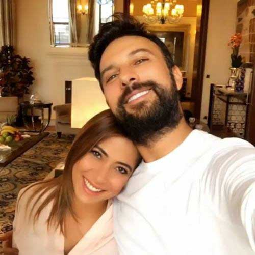 Tarkan und Dilek Pinar