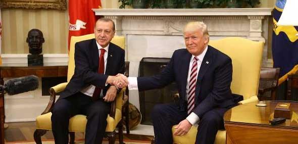 Tweets von Erdogan an Trump
