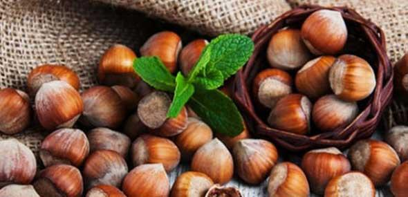 Türkische Nüsse