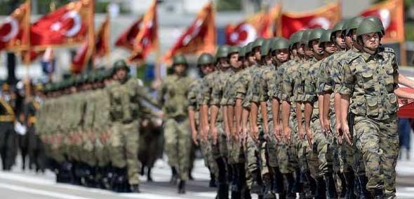 Türkische Truppen in Katar