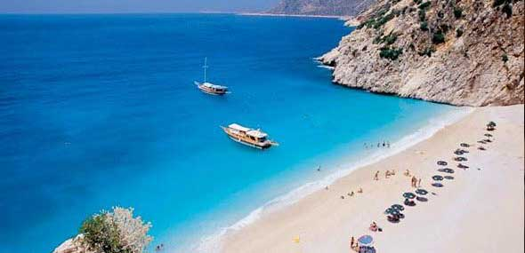 Türkische Urlaubsparadies