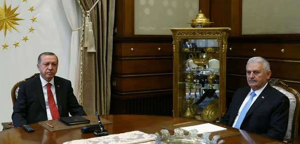 Türkisches Kabinett