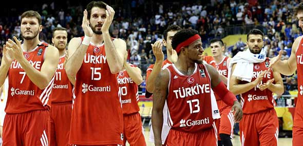 U18-EM Basketbal Türkei