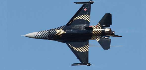 Türkische F-16 Piloten