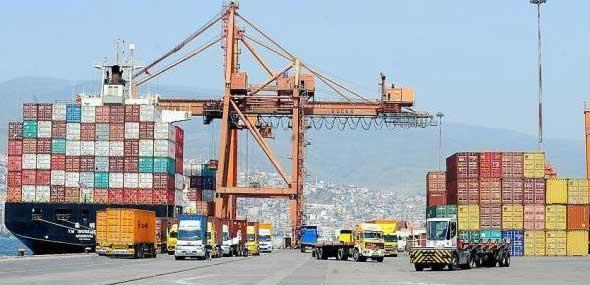 Das StaAußenhandelsstatistik der Türkei