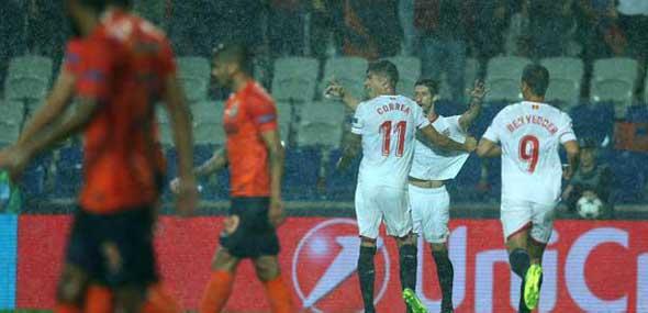 FC Sevilla vs Basaksehir