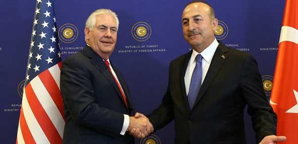 Amerikanisch-Türkische Beziehung
