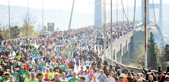 Anmeldung Istanbul Marathon