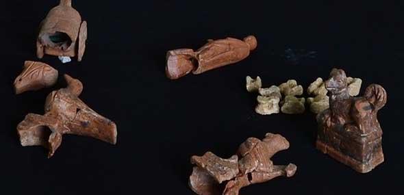 Antike Kinderspielzeuge