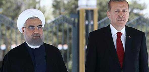 Iran und Türkei