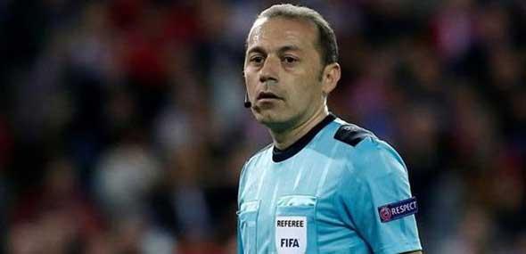 FIFA-Schiedsrichter Cüneyt Cakir