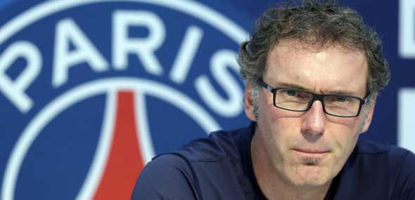 Galatasaray plant Laurent Blanc