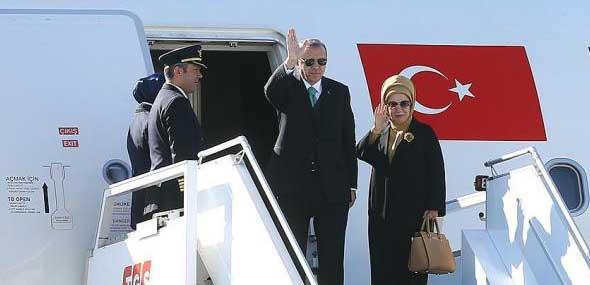 Türkischer Staatsbesuch