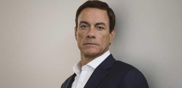 Action-Schauspieler Van Damme