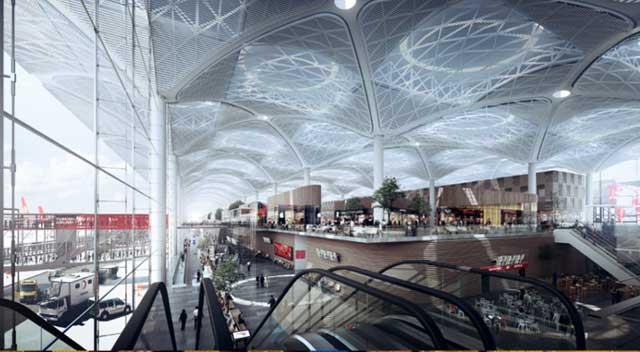 Istanbul Grand Airport IGA