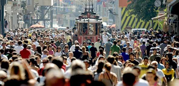 Istanbuls Einwohnerzahl