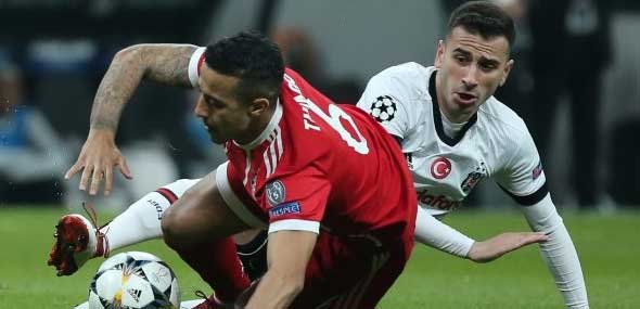 Oguzhan Ozyakup Besiktas Istanbul