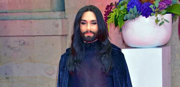 Conchita Wurst Coming-Out