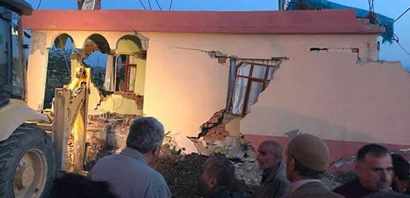 Erdbeben der Stärke 5,1