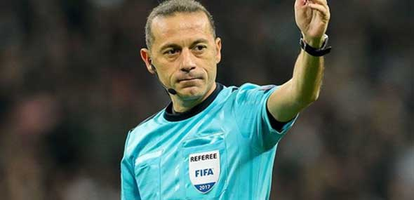 Türkische Referee