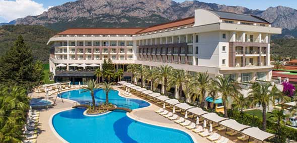 DoubleTree by Hilton Kemer