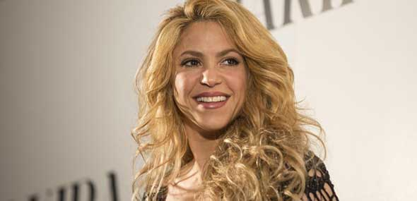 Pop-Queen Shakira Konzert Istanbul