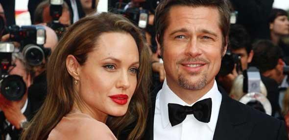 Angelina Jolie Verhältnis zum Ex Brad Pitt