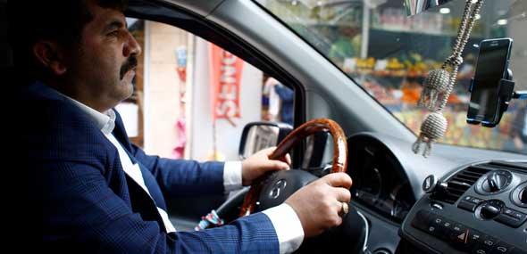 Fahrdienstvermittler Uber