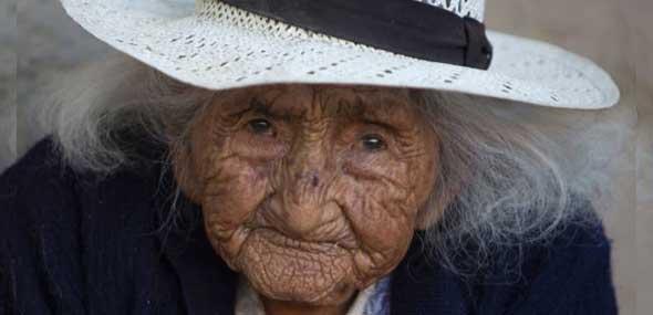Ältester Mensch der Welt