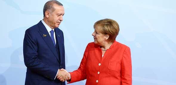 Staatsbesuch Berlin Tayyip Erdogan