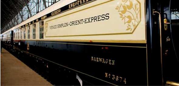 Luxuszug Orient Express