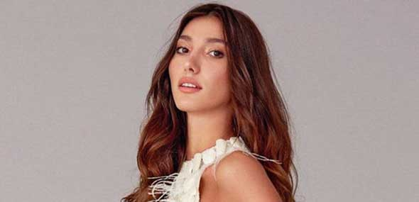 Miss Türkei 2018 Sevval Sahin
