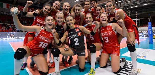 Türkische Volleyball-Nationalmannschaft