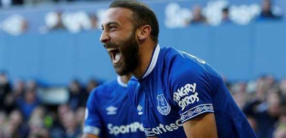 Cenk Tosun FC Everton
