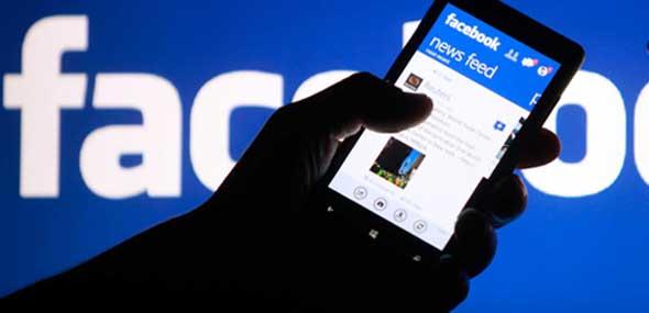 Online-Netzwerk Facebook