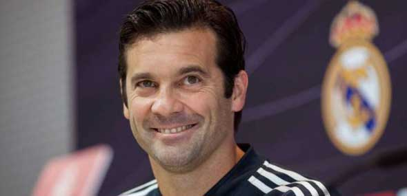 Santiago Solari Trainer Real Madrid