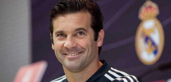 Santiago Solari Trainer Real Madrid