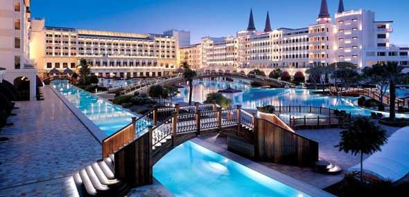 Türkisches Luxushotel
