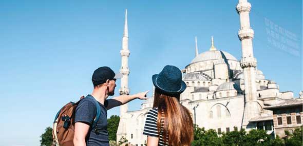 Tourismusjahr 2018 Türkei