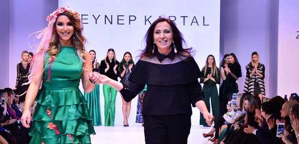 türkische Modedesignerin Zeynep Kartal