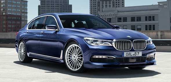 BMW Limousine 2020 Alpina B7 xDrive