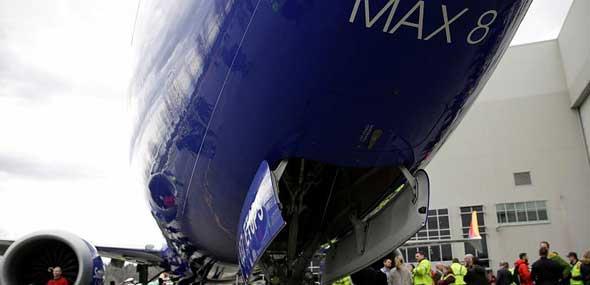Boeing 737 Max türkische Verkehrsministerium