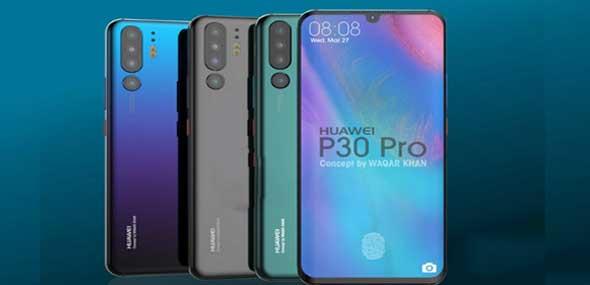 Huawei P30 und P30 Pro mit Android