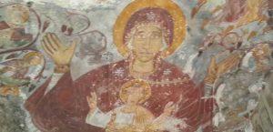 Wallfahrtsort für Christen Türkei