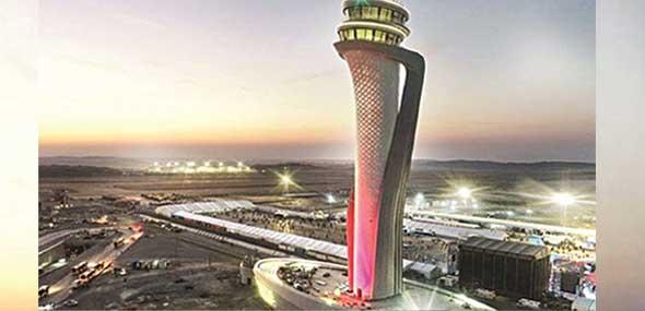 Istanbuler Großflughafen IGA