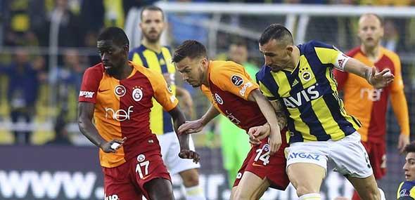 Remis in Kadiköy: Fenerbahce und Galatasaray