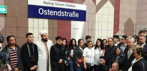Ostendstraße Alptug-Sözen-Station