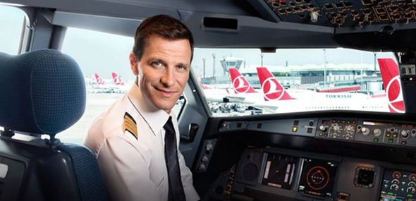 Turkish Airlines Pilotenausbildung