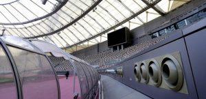 Khalifa-Stadion vollständig klimatisiert