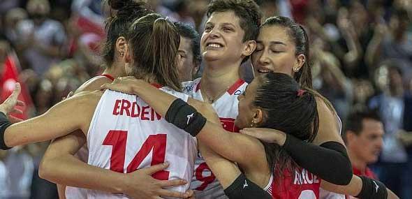Volleyball-EM 2019 Türkinnen
